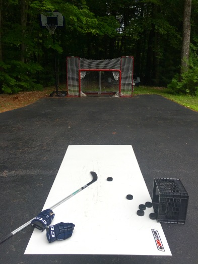 hockey trianing